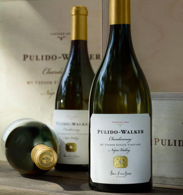 Pulido Walker Mt Veeder Chardonnay 2018